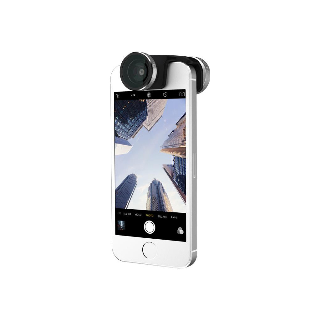 Olloclip 4 in 1 Fotolens iPhone 5, 5s en SE in Deil