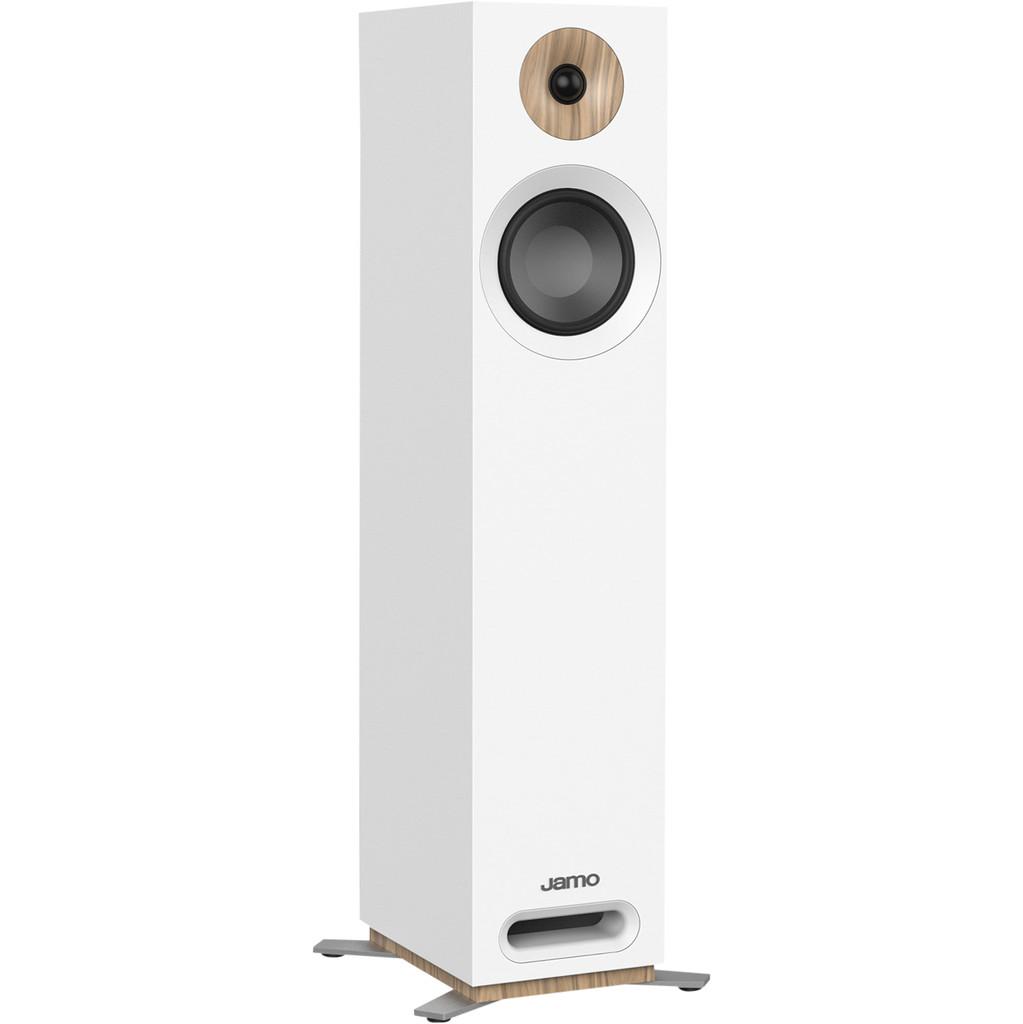 Jamo S 805 Vloerstaande luidspreker Wit (per paar)