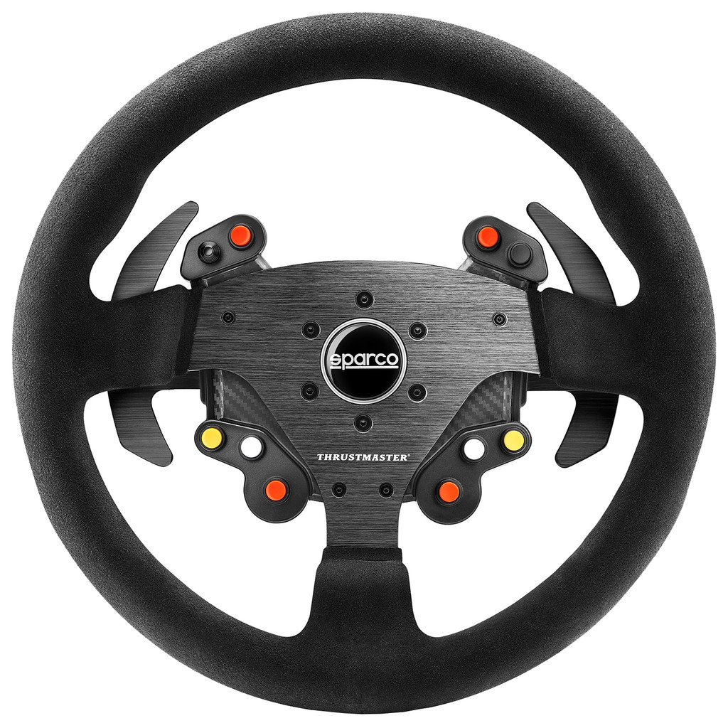 Thrustmaster TM Rally Wheel Sparco R383 Mod in Lamorteau
