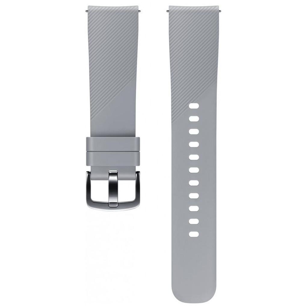 Samsung Gear Sport Siliconen Horlogeband Grijs kopen