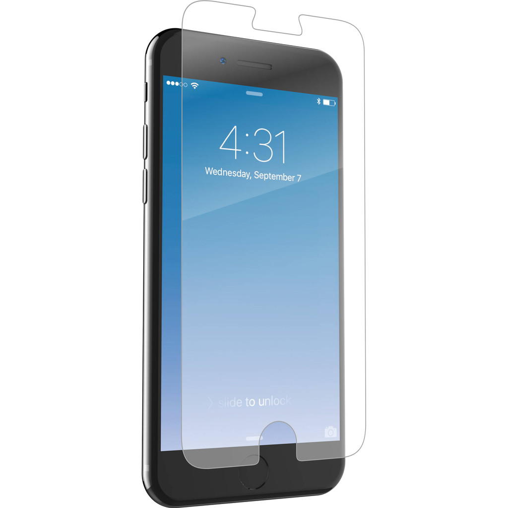 InvisibleShield Case Friendly Apple iPhone 6/6s/7/8 Screenprotector Glas in Sijbekarspel