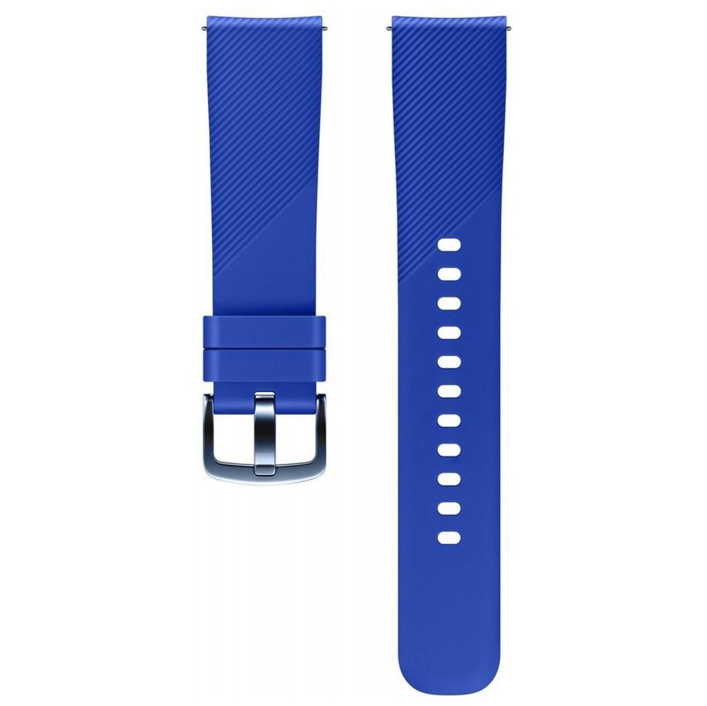 Samsung Gear Sport Siliconen Horlogeband Blauw kopen
