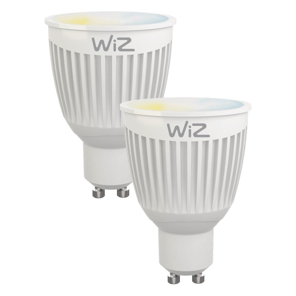 Image of WiZ White GU10 Duopack