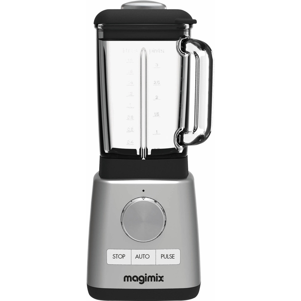 Magimix Le Blender Chroom + Citruspers in De Houw