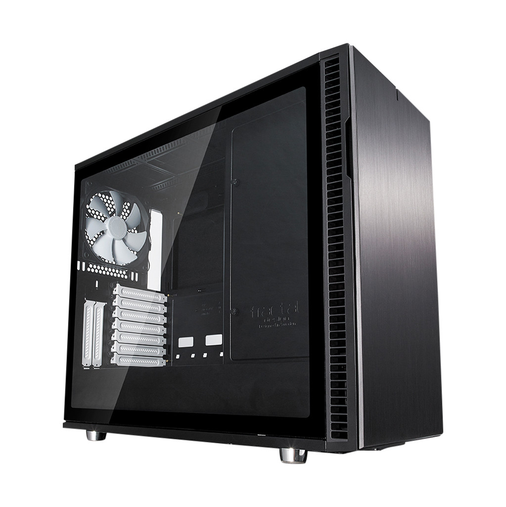 Fractal Design Define R6 Black Tempered Glass kopen
