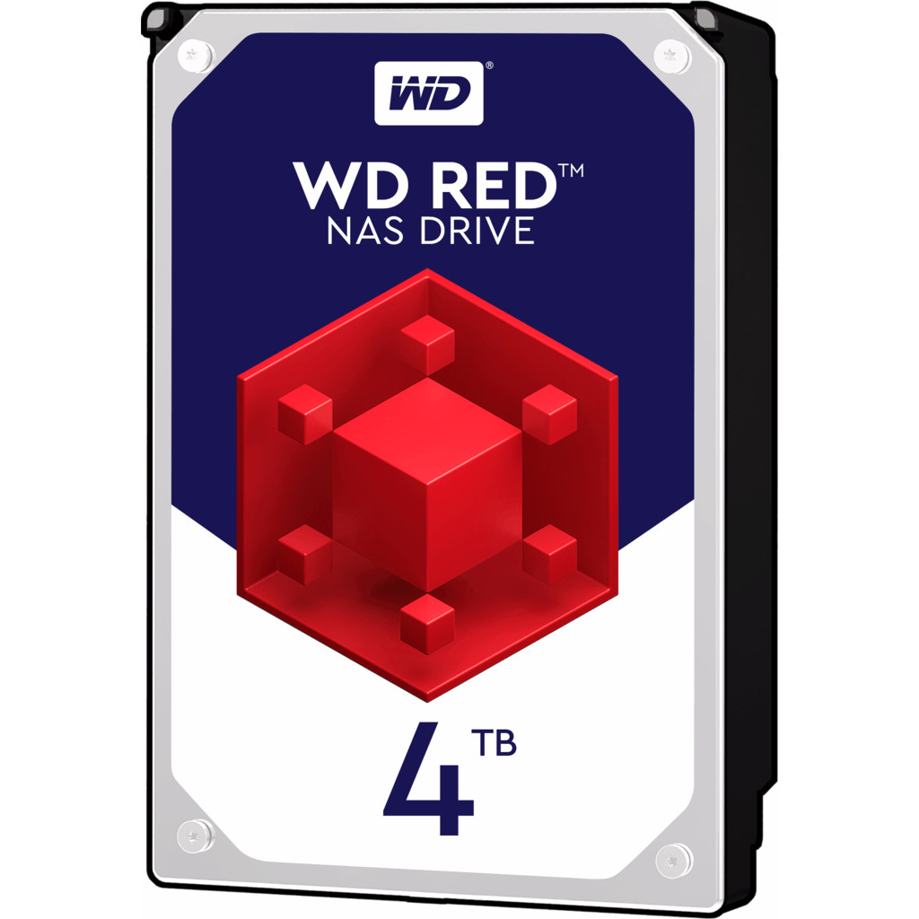 WD Red WD40EFRX 4 TB in Hulsberg