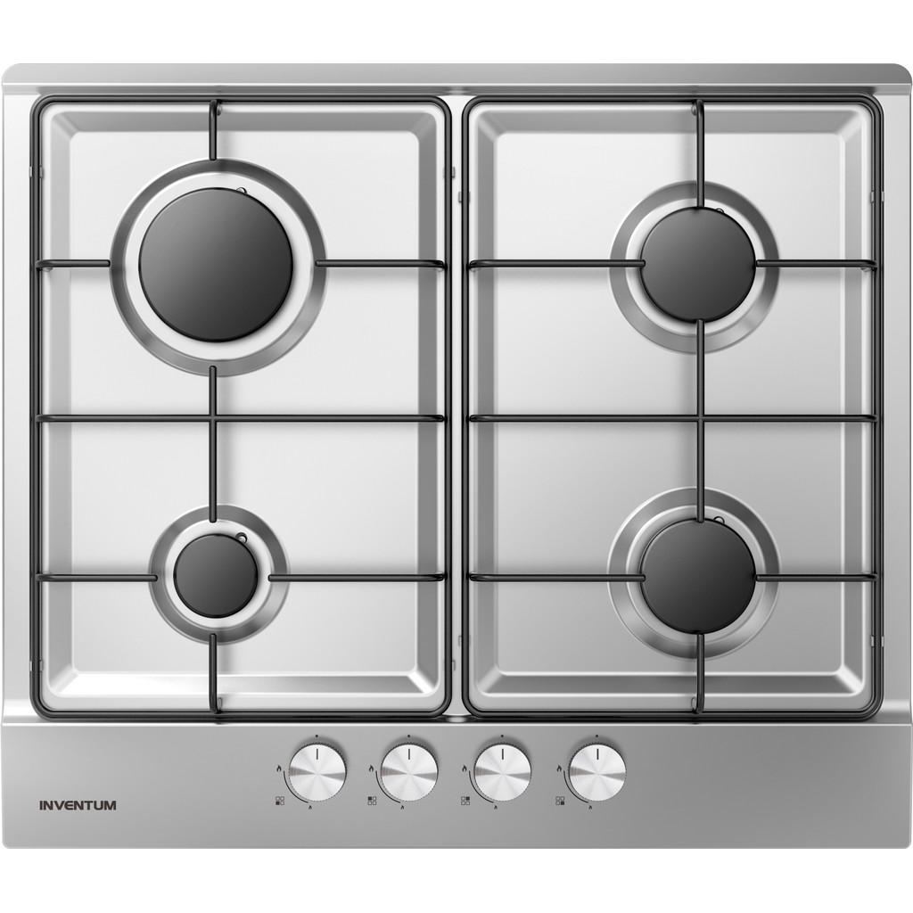 Inventum IKG6021RVS Kookplaten