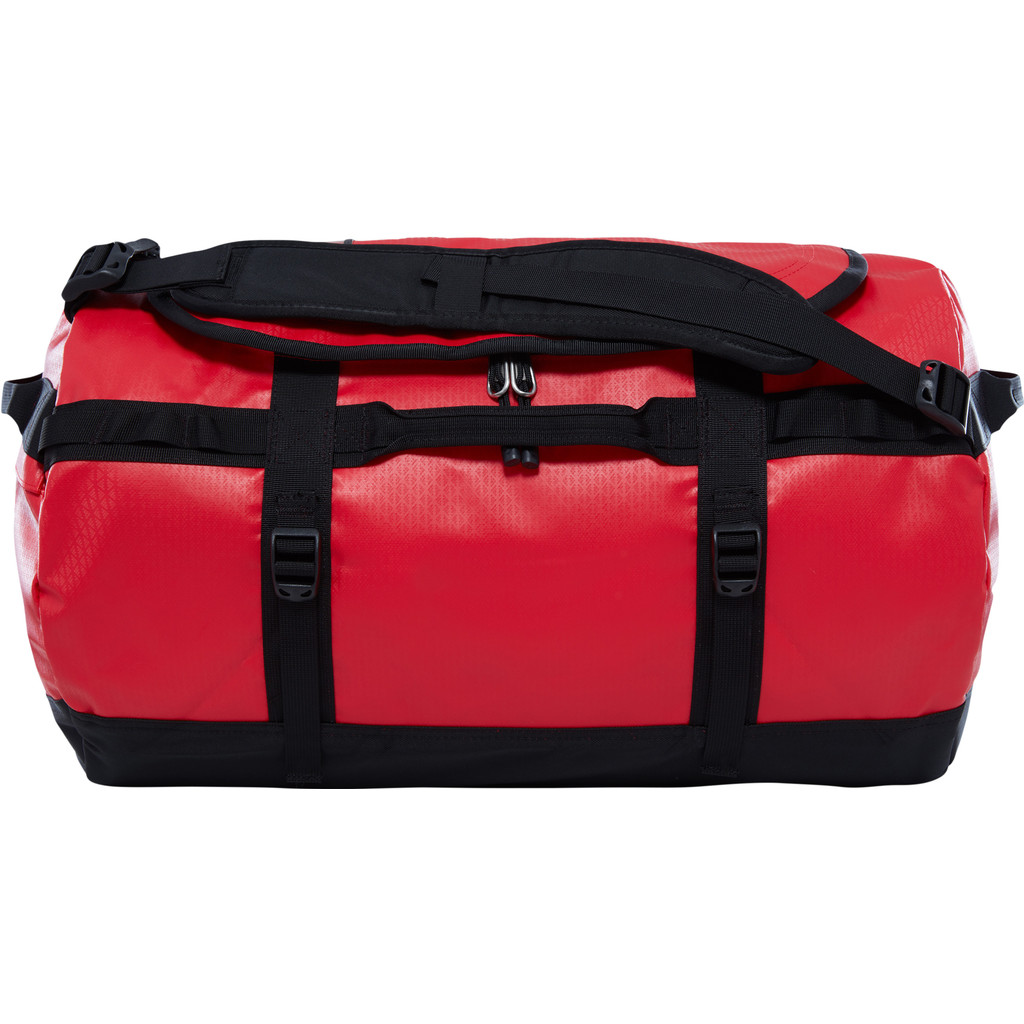 The North Face Base Camp Duffel S TNF Red-TNF Black