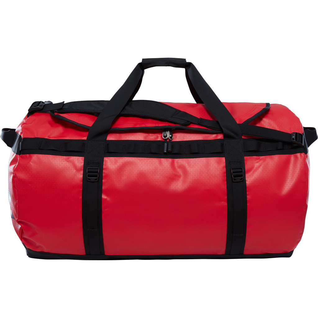 The North Face Base Camp Duffel XL TNF Red-TNF Black