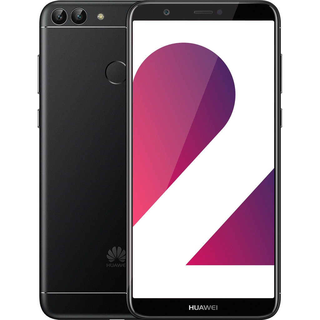 Huawei P Smart Zwart in Borgertange
