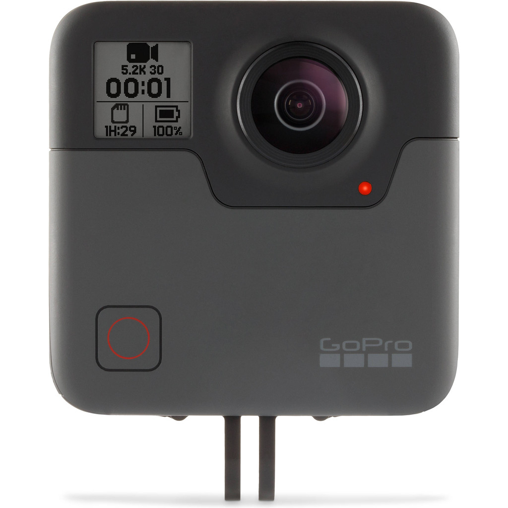 GoPro Fusion 360 Graden Camera in Booneschans