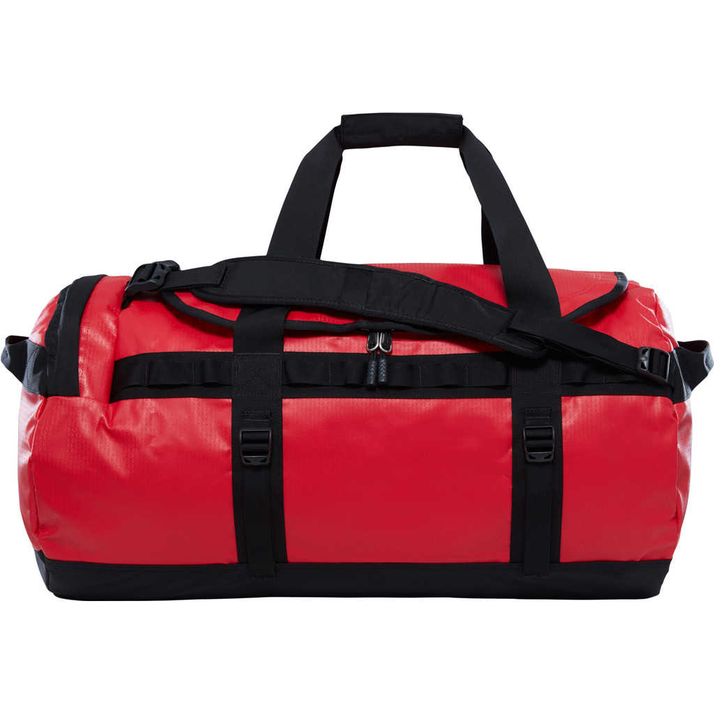The North Face Base Camp Duffel M Red-Black