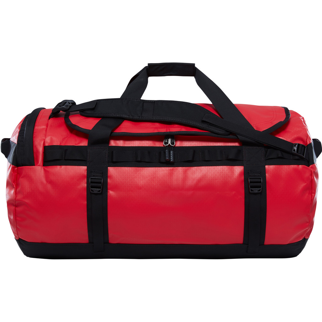 The North Face Base Camp Duffel L TNF Red-TNF Black