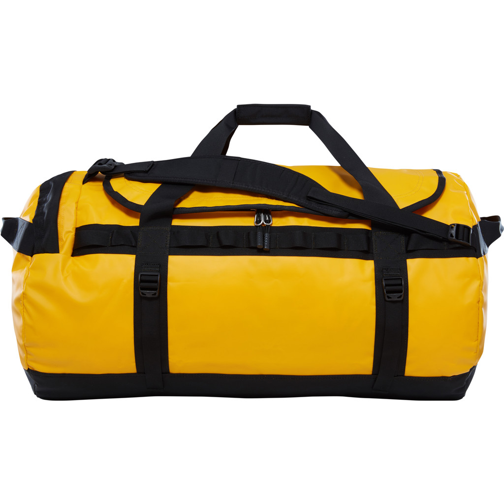 The North Face Base Camp Duffel L Summit Gold/TNF Black in Kraainem