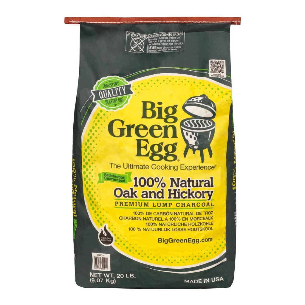Big Green Egg Premium Natural Houtskool 9 kg kopen