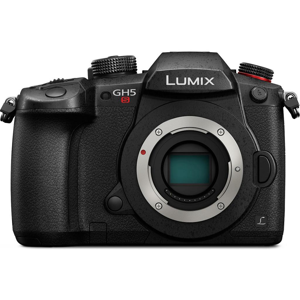 Panasonic Lumix DC-GH5S systeemcamera Body Zwart