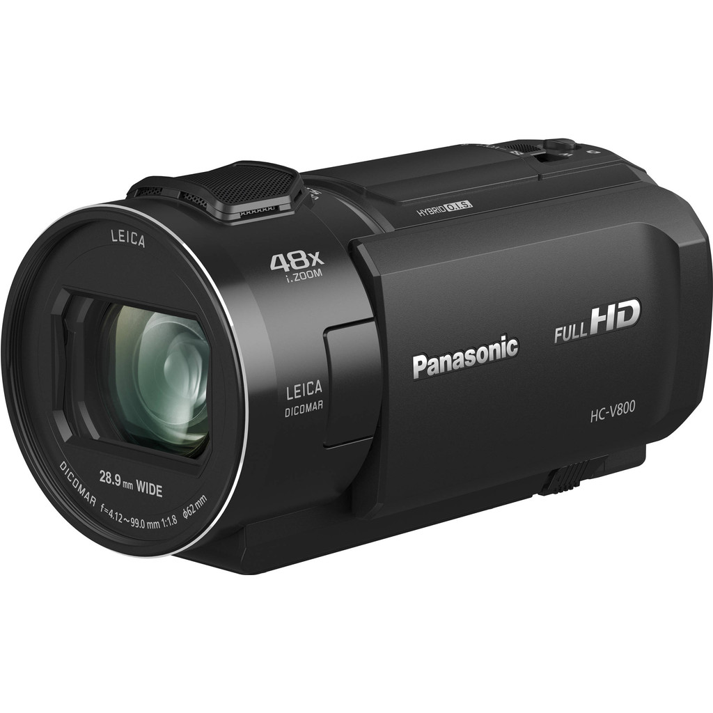 Panasonic HC-V800 in Bousval
