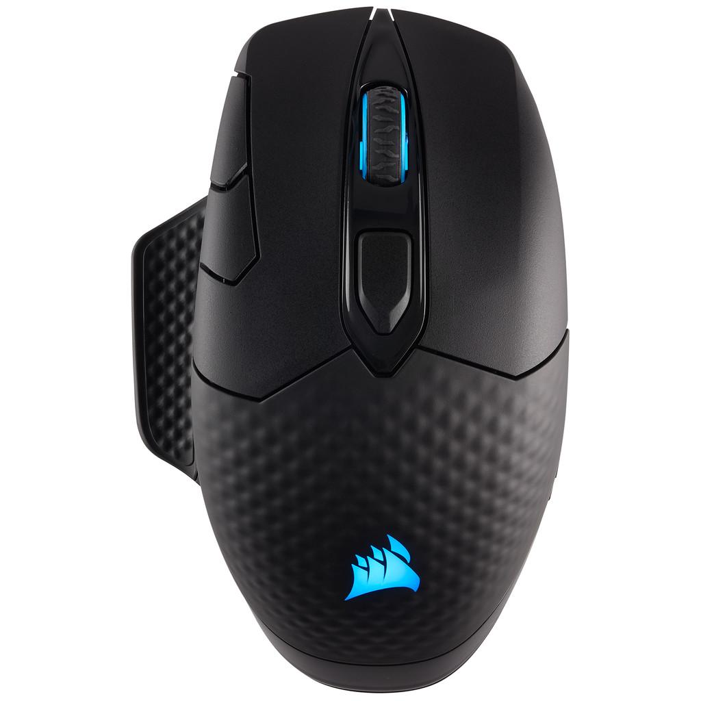 Afbeelding van Corsair Dark Core RGB SE Performance Wired / Wireless Gaming Mouse