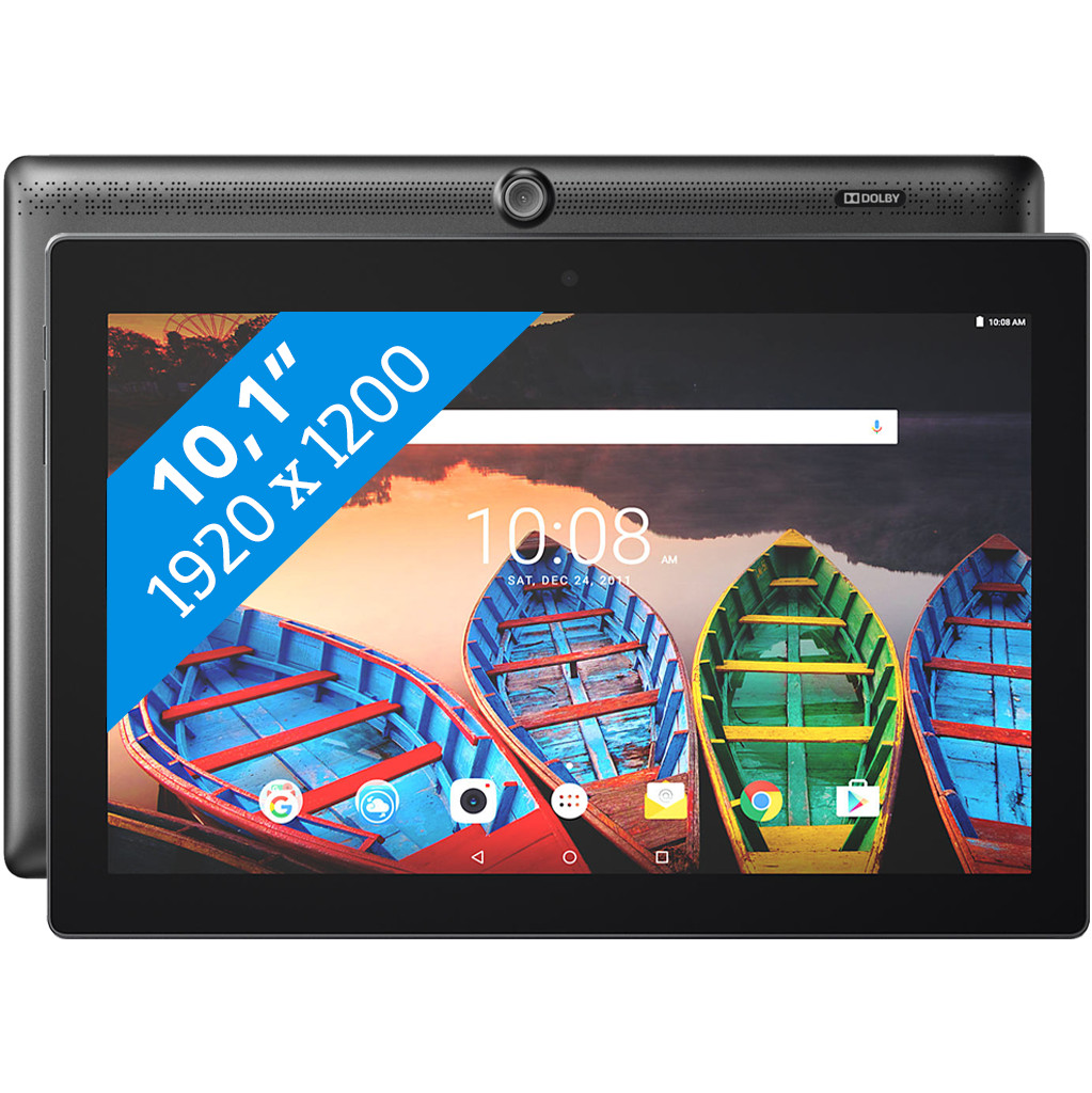 Lenovo Tab 3 10 Plus 32GB Zwart in Oteppe