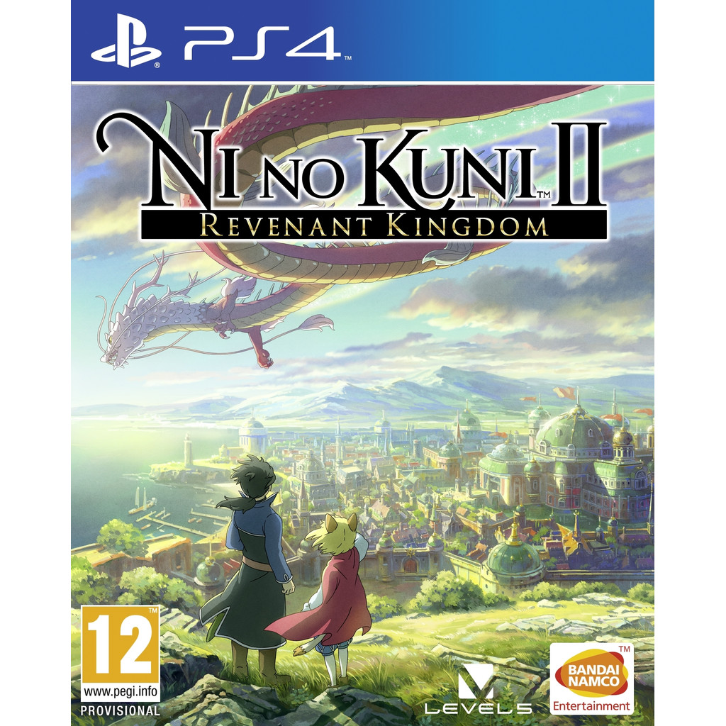 Ni no Kuni II: Revenant Kingdom PS4