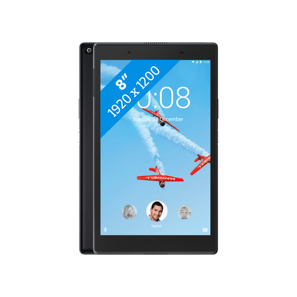 Lenovo Tab 4 8 Plus 3GB 16GB Zwart