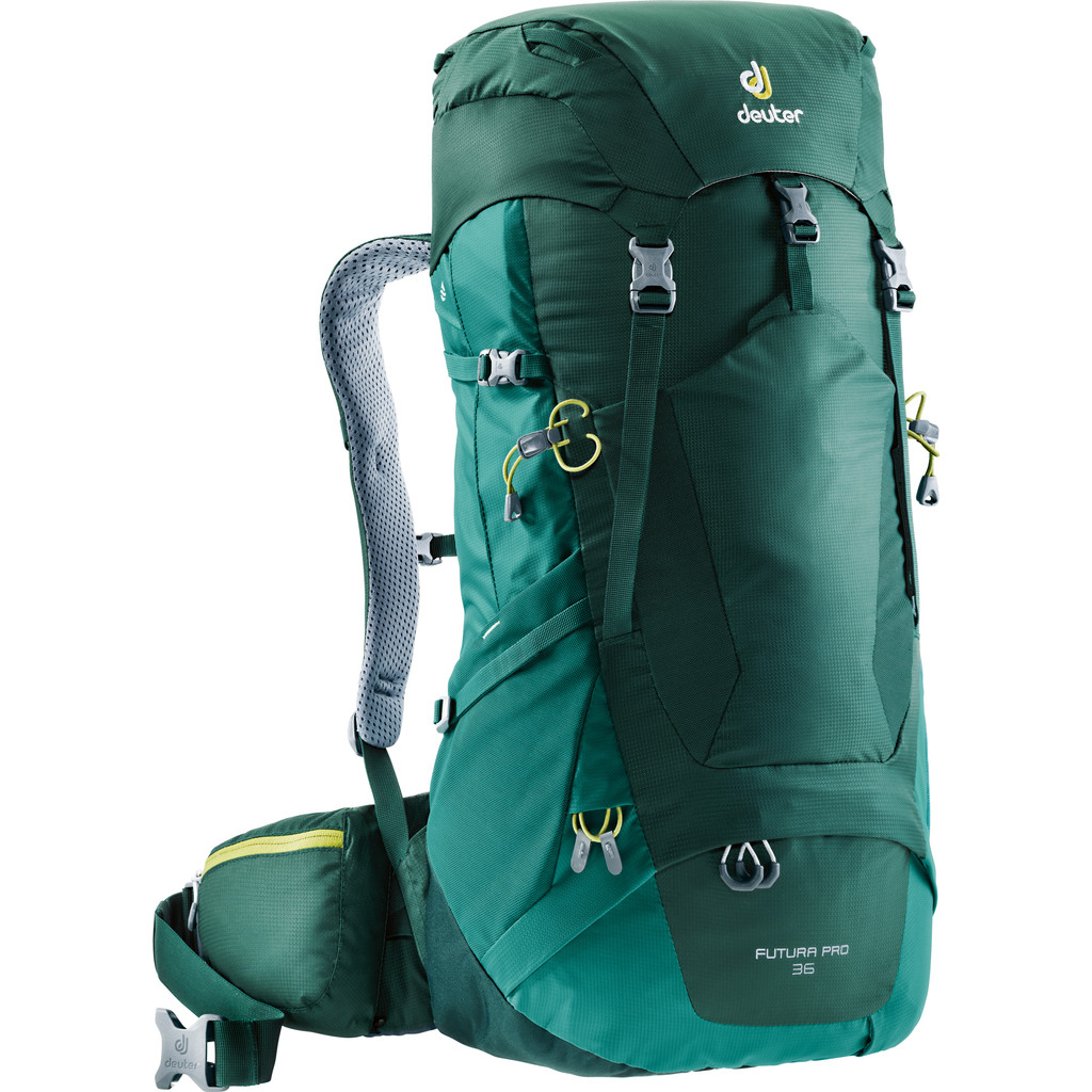 Deuter Futura PRO 36 Forest/Alpinegreen kopen