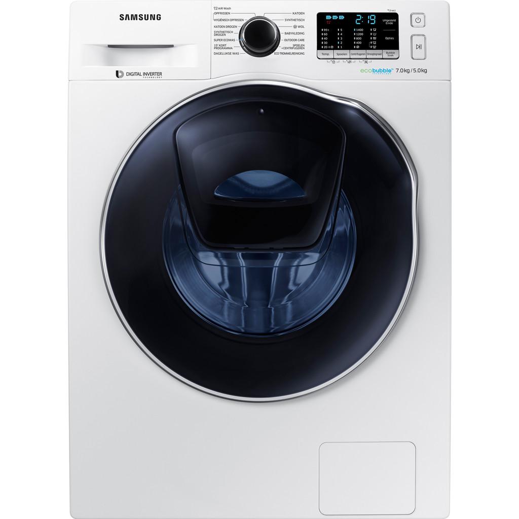 Image of Samsung WD70K5B00OW AddWash