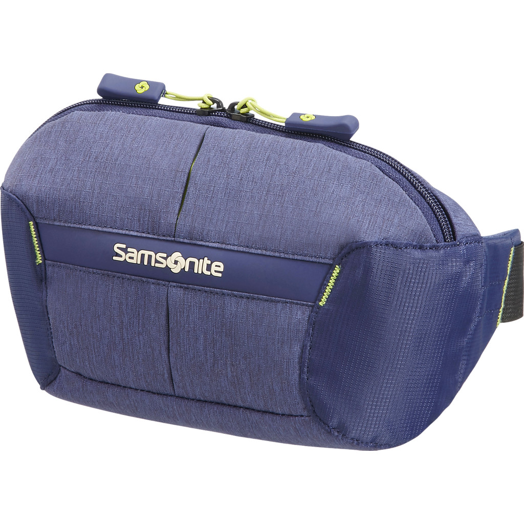 Samsonite Rewind Belt Bag Dark Blue in Thimister-Clermont