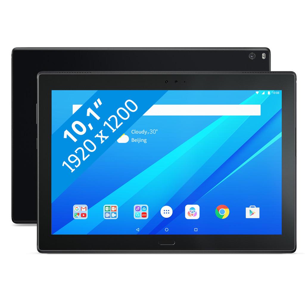 Lenovo Tab 4 10 Plus 4 GB 64 GB Zwart