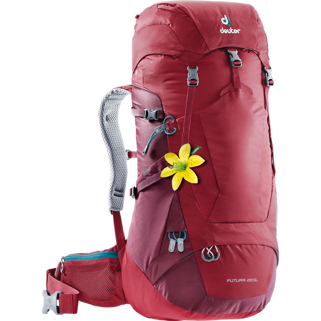 Deuter Futura 28 SL Backpack cranberry-maron backpack