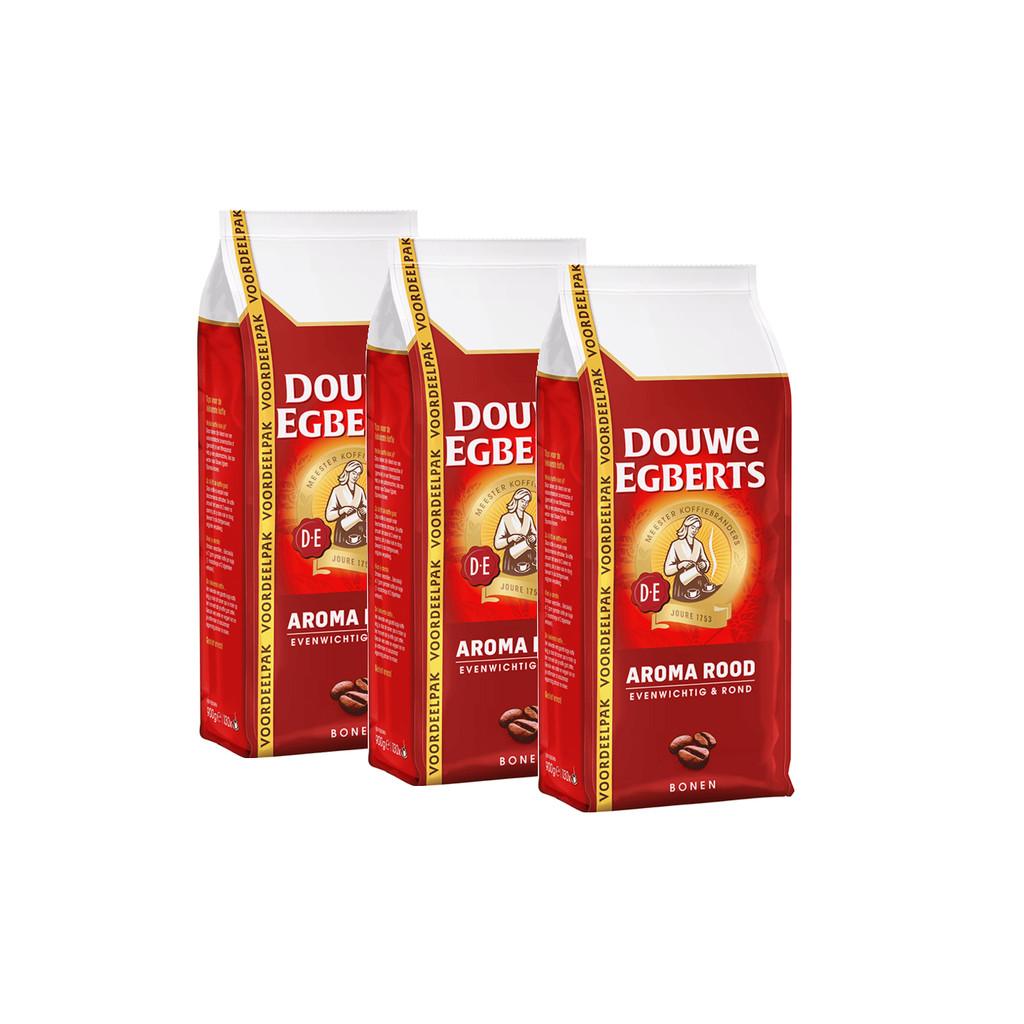 Douwe Egberts Aroma Rood koffiebonen 2,7 kg in Melderslo