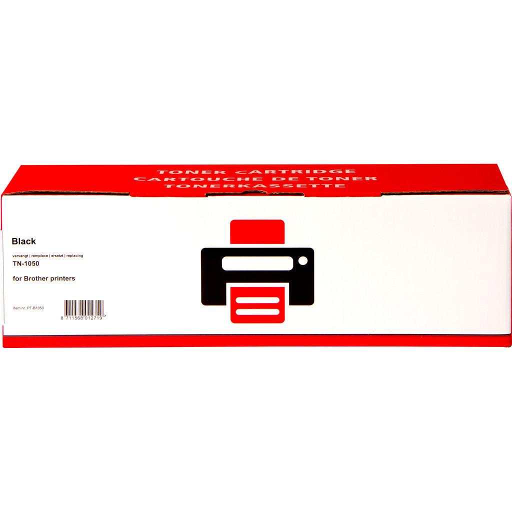 Huismerk TN-1050 Zwart voor Brother Printers (TN-1050) in Burcht