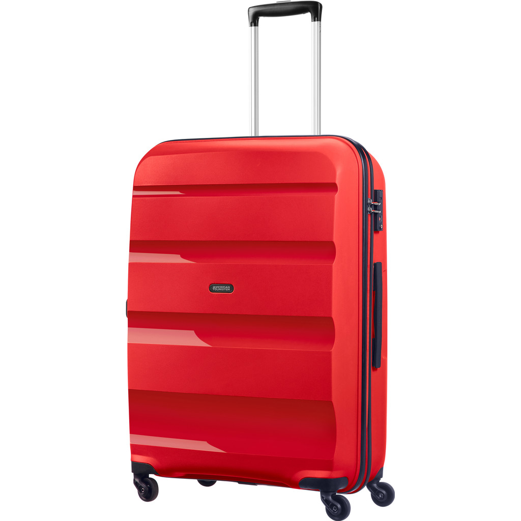American Tourister Bon Air Spinner L magma red Harde Koffer