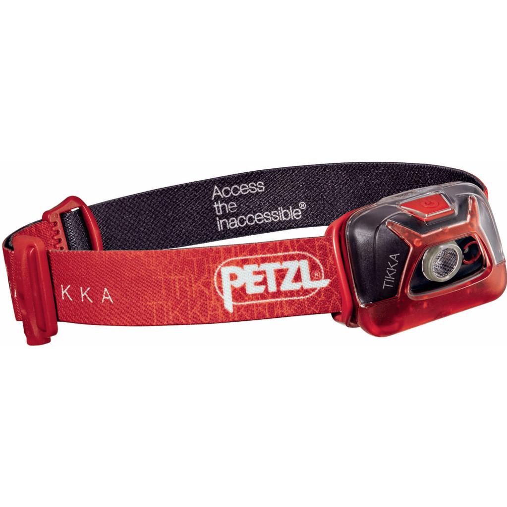 Petzl Tikka 200 Rood in Papenvoort
