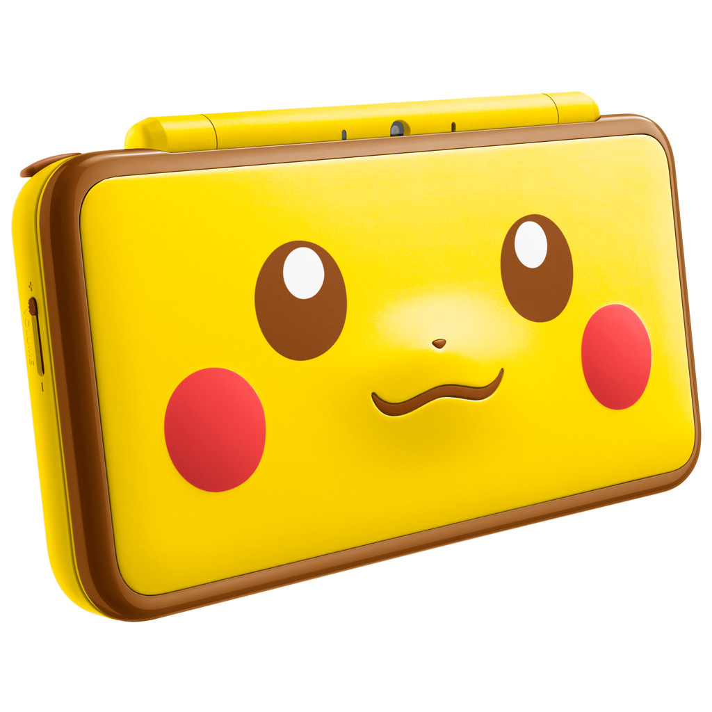 Nintendo 2DS XL Pikachu Edition in Markluiden