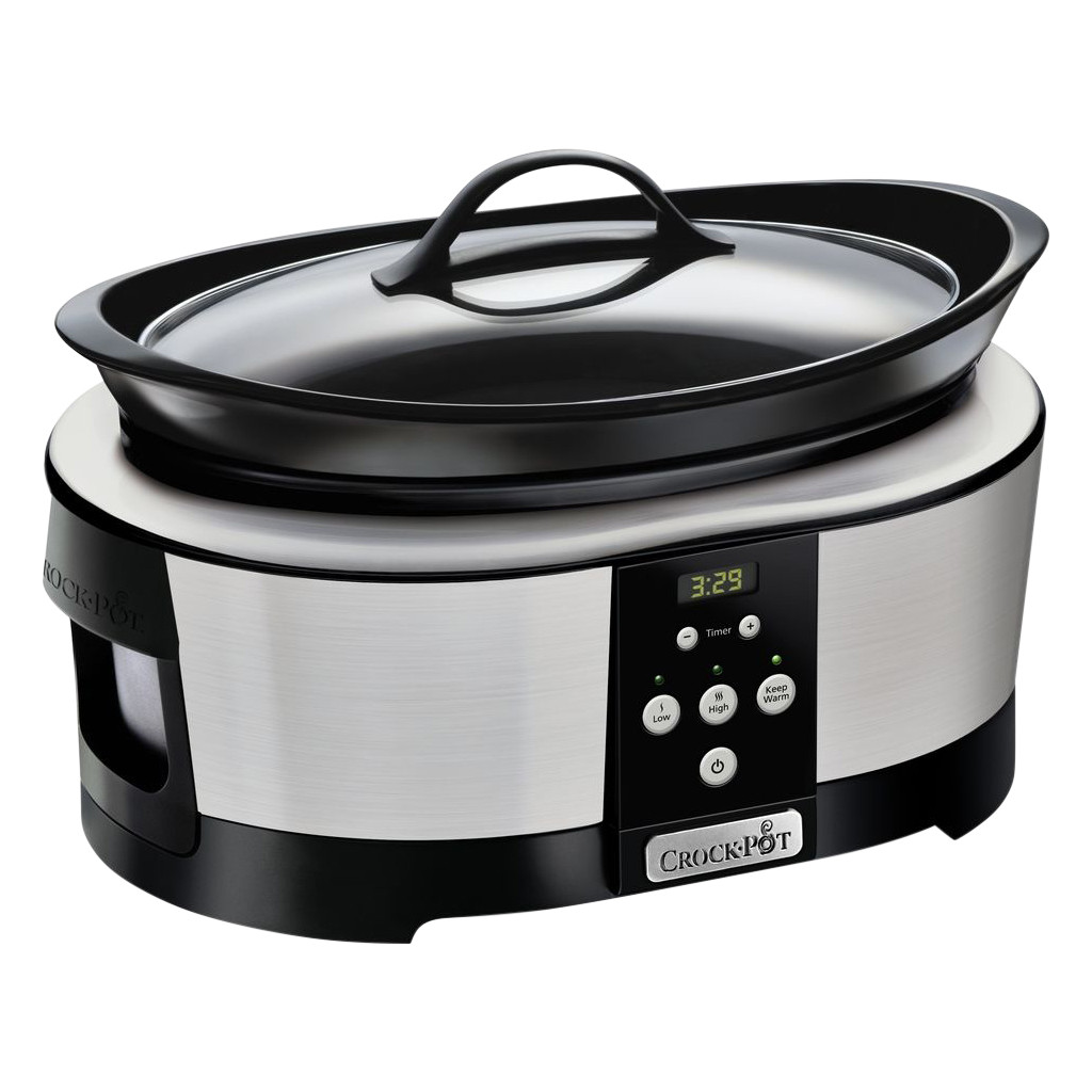 Crock-Pot Slowcooker Next Gen 5,7 L in Wezuperbrug
