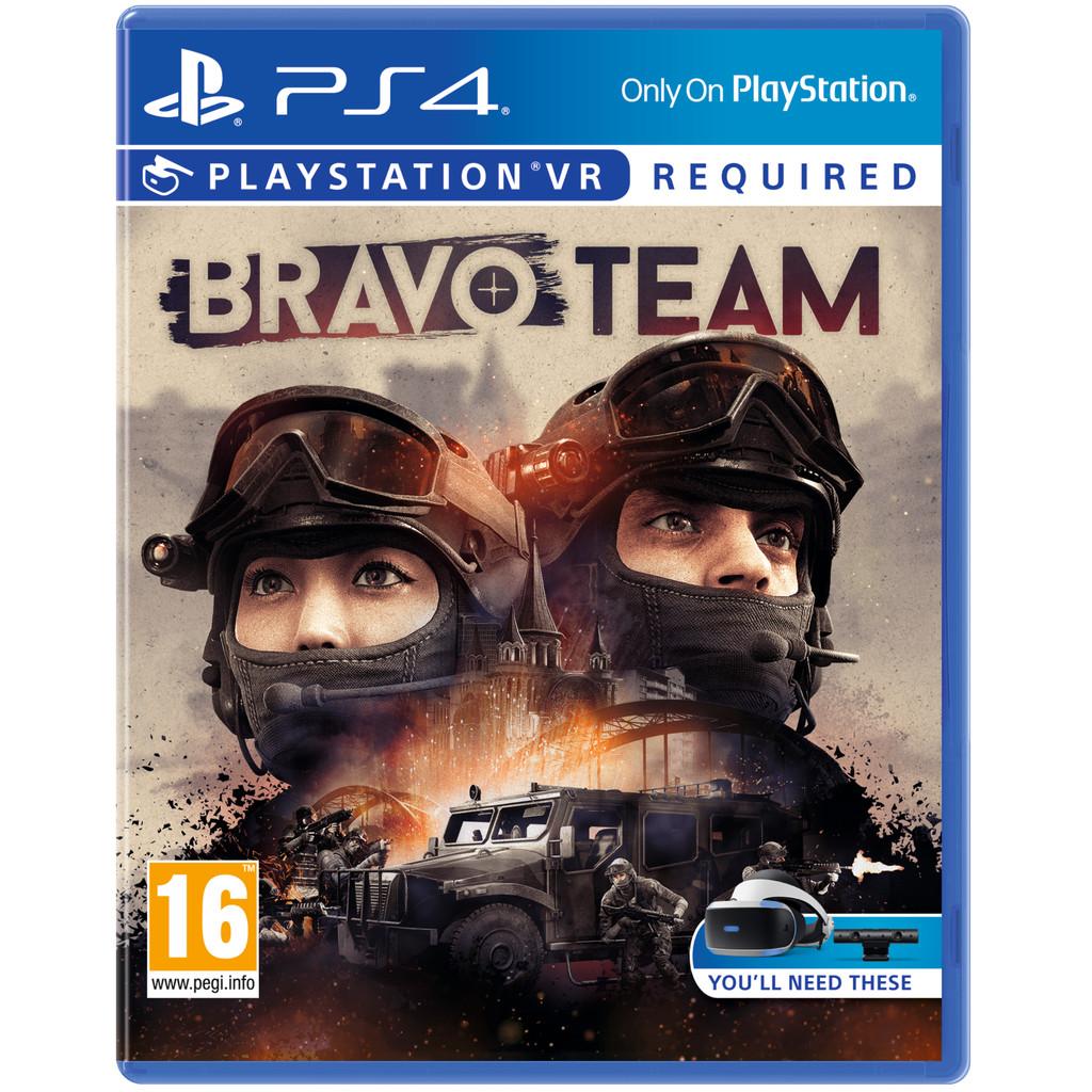Bravo Team (PSVR Required)
