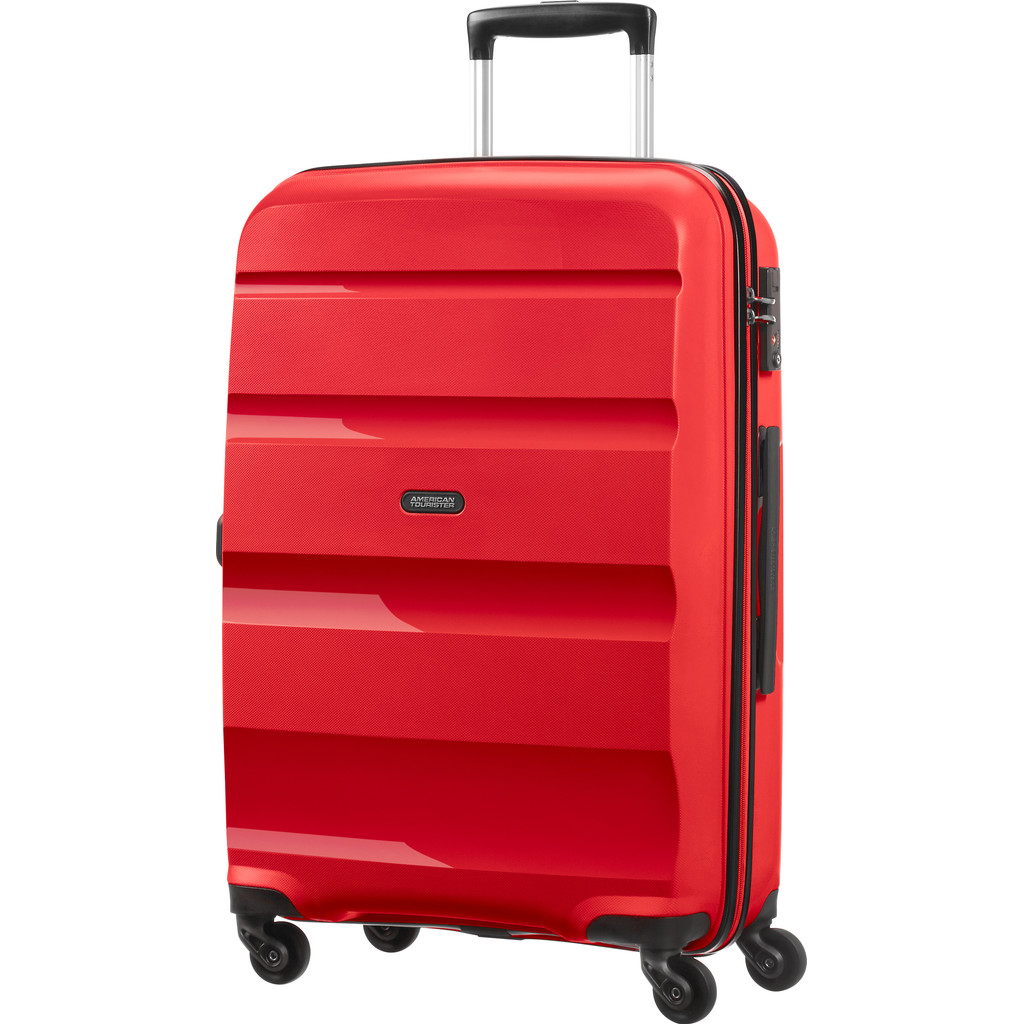 American Tourister Bon Air Spinner M magma red Harde Koffer
