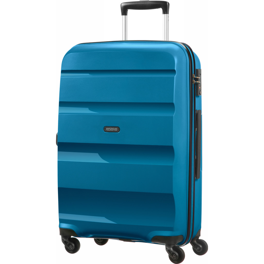 American Tourister Bon Air Spinner L seaport blue Harde Koffer