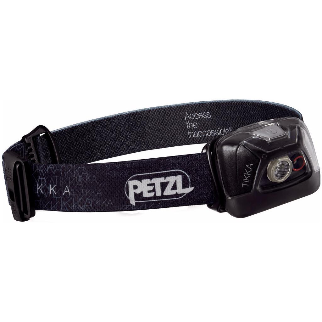 Petzl Tikka 200 Zwart in Terlinden