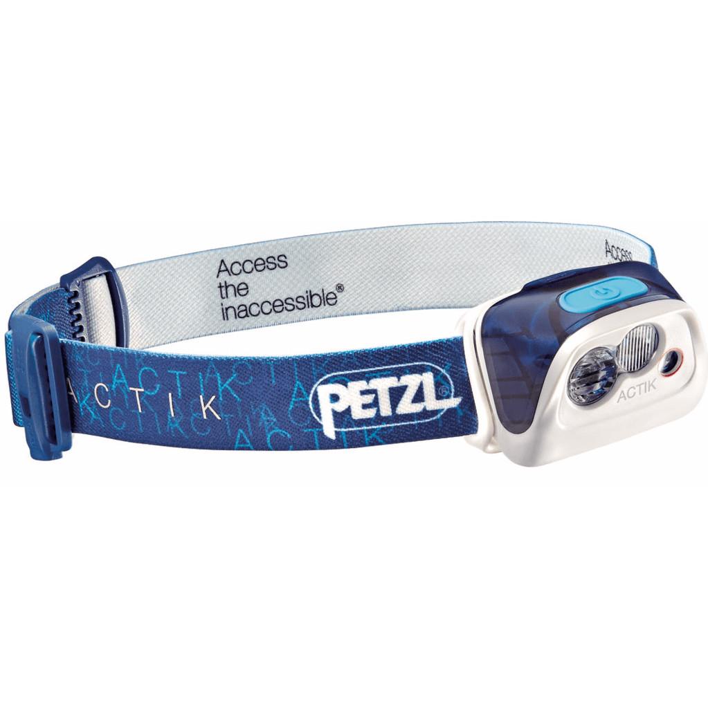 Petzl Actik 300 Blauw in Voort