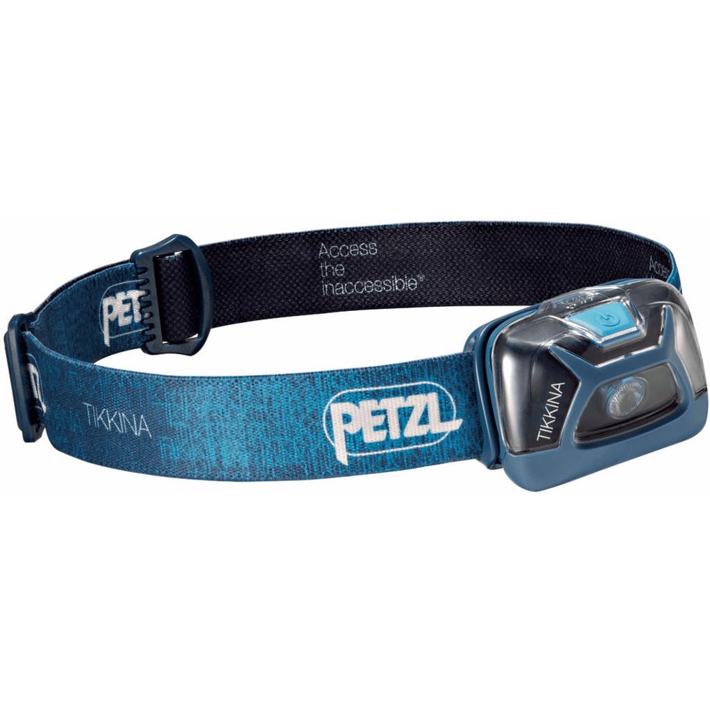 Petzl Tikkina 150 Blauw in Bergstoep