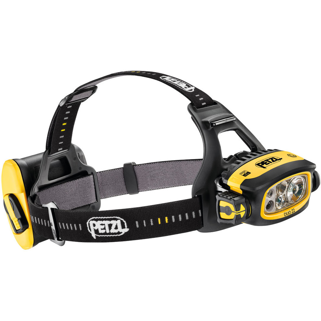 Petzl Duo Z2 430 Zwart in Lessines