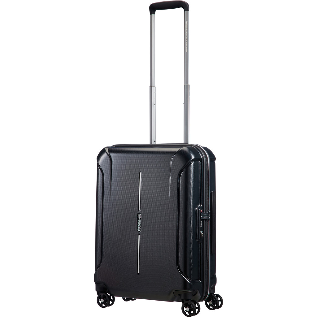 American Tourister Technum Spinner 55cm Diamond Black