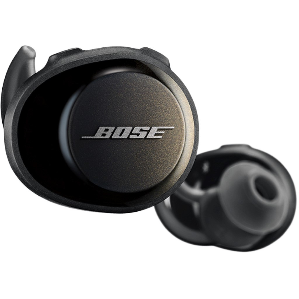 Bose SoundSport Free Wireless Zwart in Reet