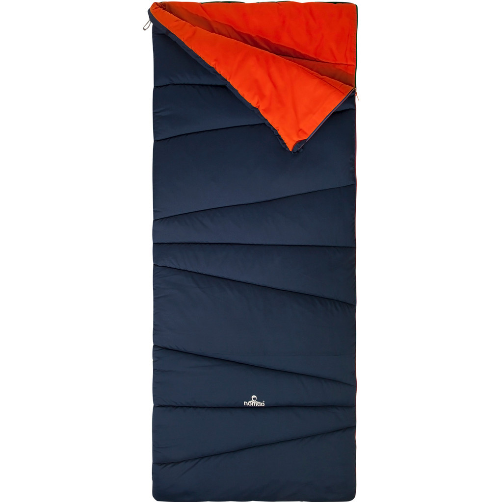 Nomad Woodford Navy Peony-Orange