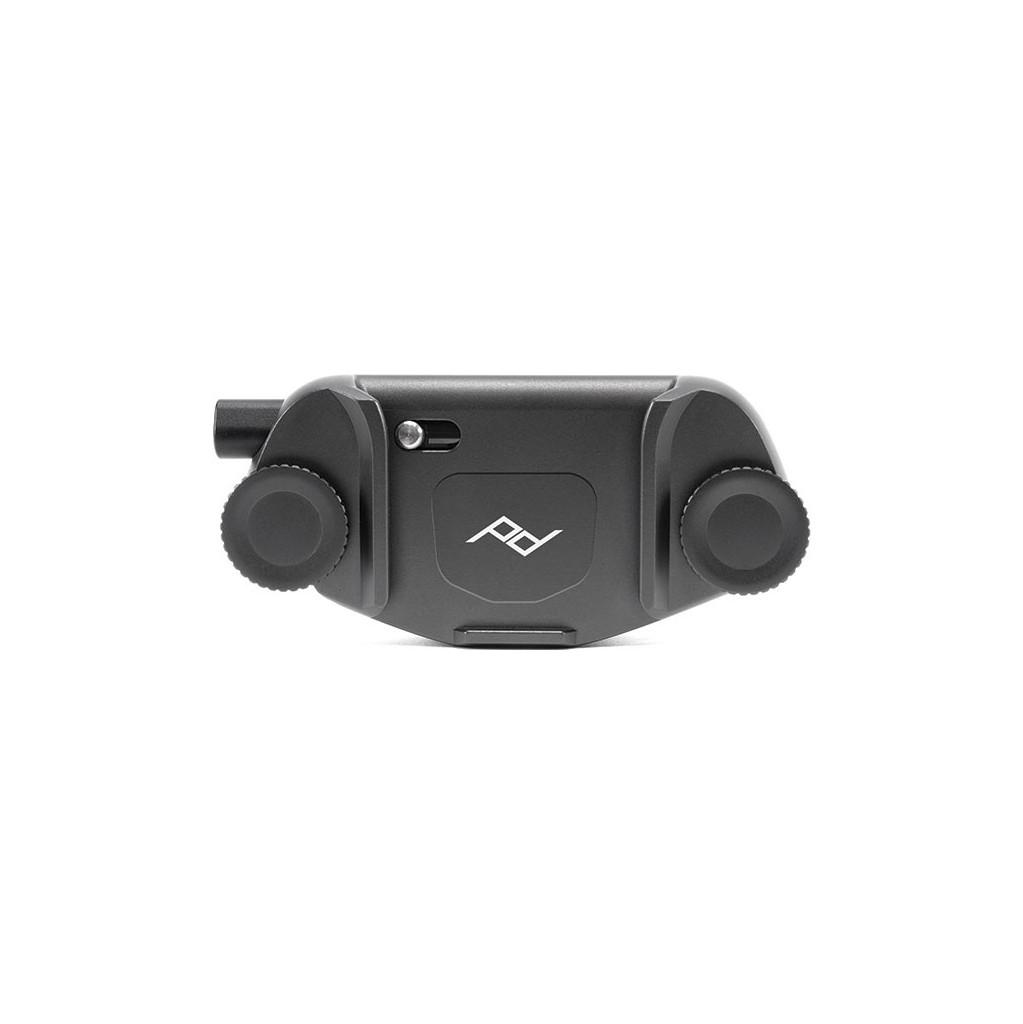 Peak Design Capture Camera Clip Zwart zonder plaat in Gennep