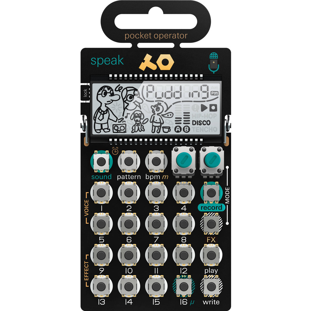 Teenage Engineering PO-35 Speak in Laar