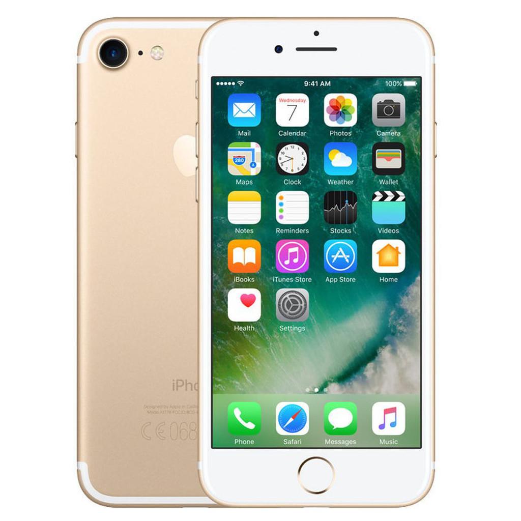 Apple iPhone 7 128GB Goud-128 GB opslagcapaciteit  4,7 inch Retina HD scherm  iOS 13