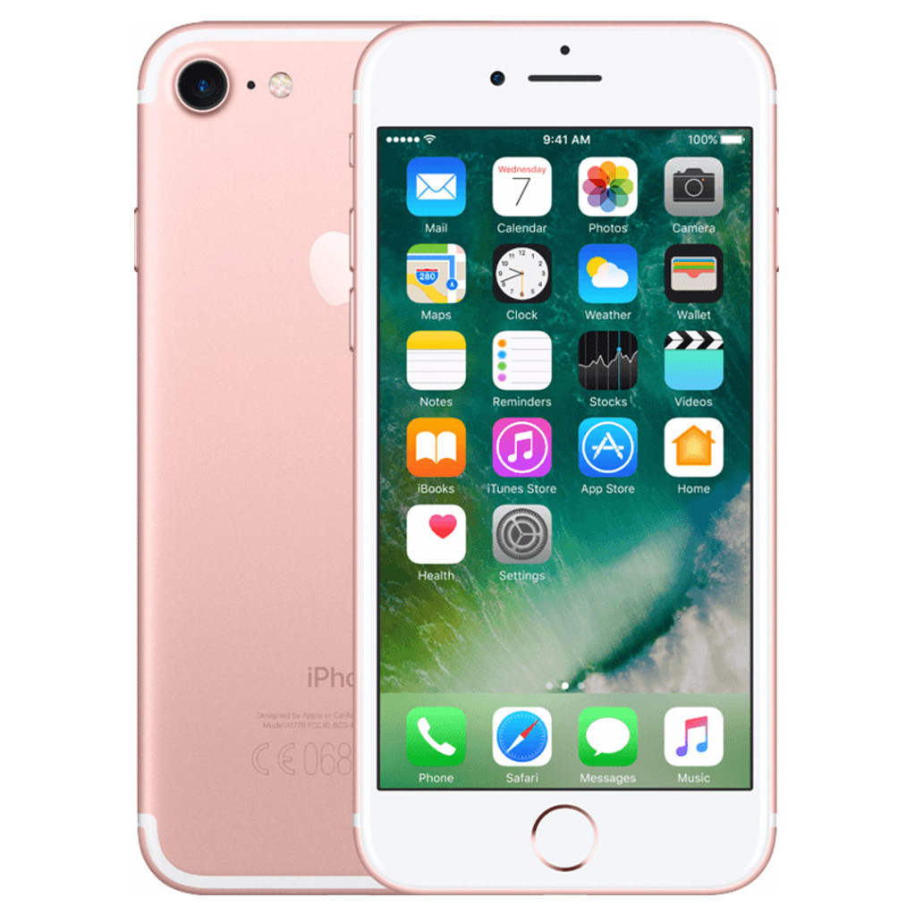 APPLE iPhone 7 32 GB Rosé Goud